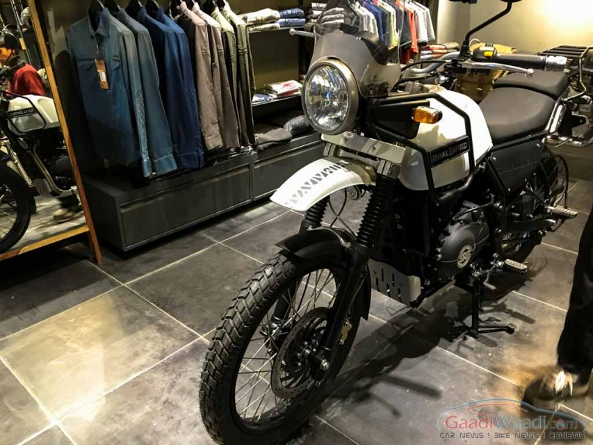 Royal Enfield Himalayan reaches showrooms-2