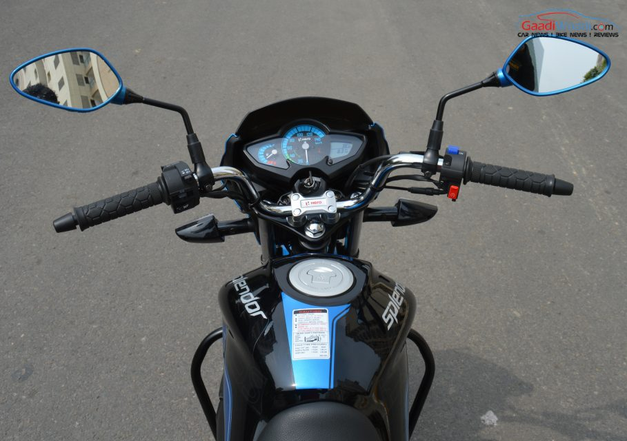 Hero Splendor 110cc iSmart Review26