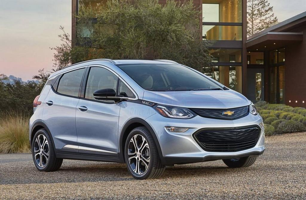 Chevrolet Bolt Review And Road Test