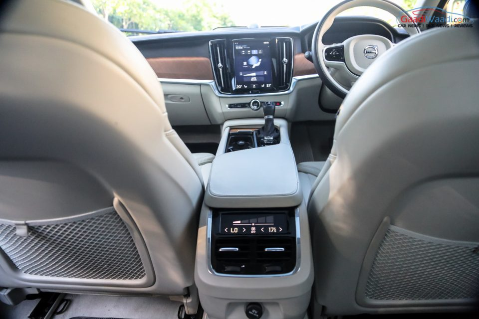 Volvo S90 TEST DRIVE REVIEW INDIA-31