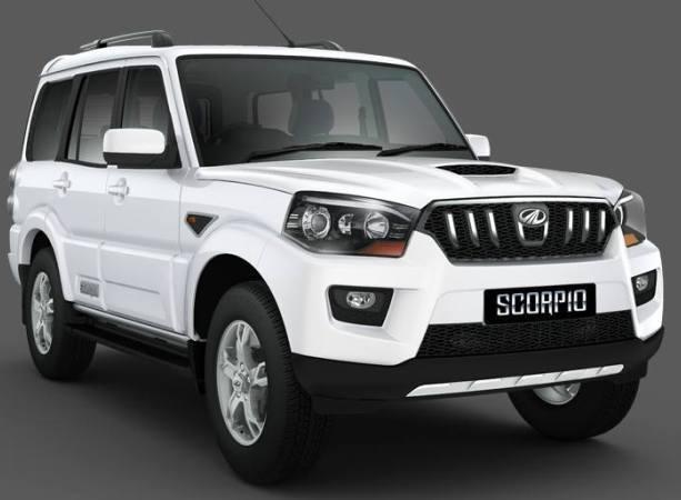 Mahindra-Scorpio-front-corner