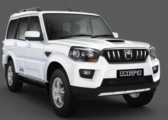 2015-Mahindra-Scorpio-front