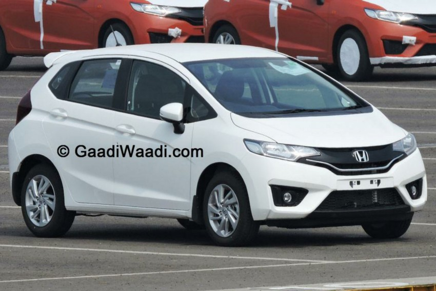 2015 Honda Jazz Specifications And Details Revealed