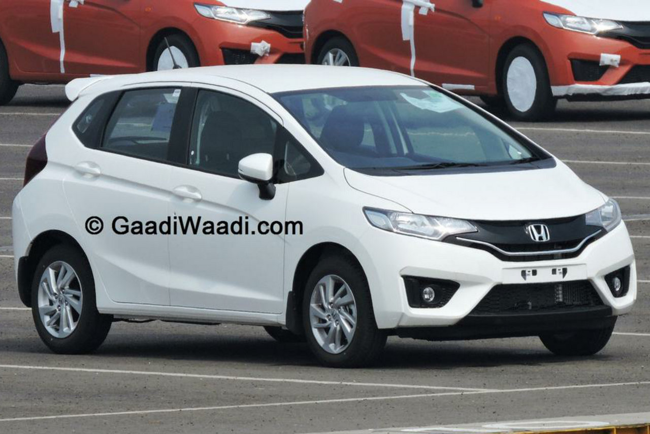 Honda Jazz 2015 Production Begins Launching Soon