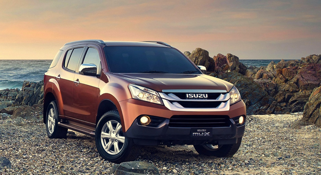 isuzu   india launch  late  rivals ford endeavour  toyota fortuner