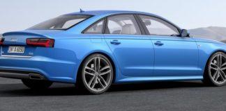 Audi-A6-2015-India-Blue