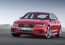 Audi-A6-2015-India-red-front