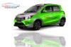Maruti Suzuki-Celerio-Cross-green