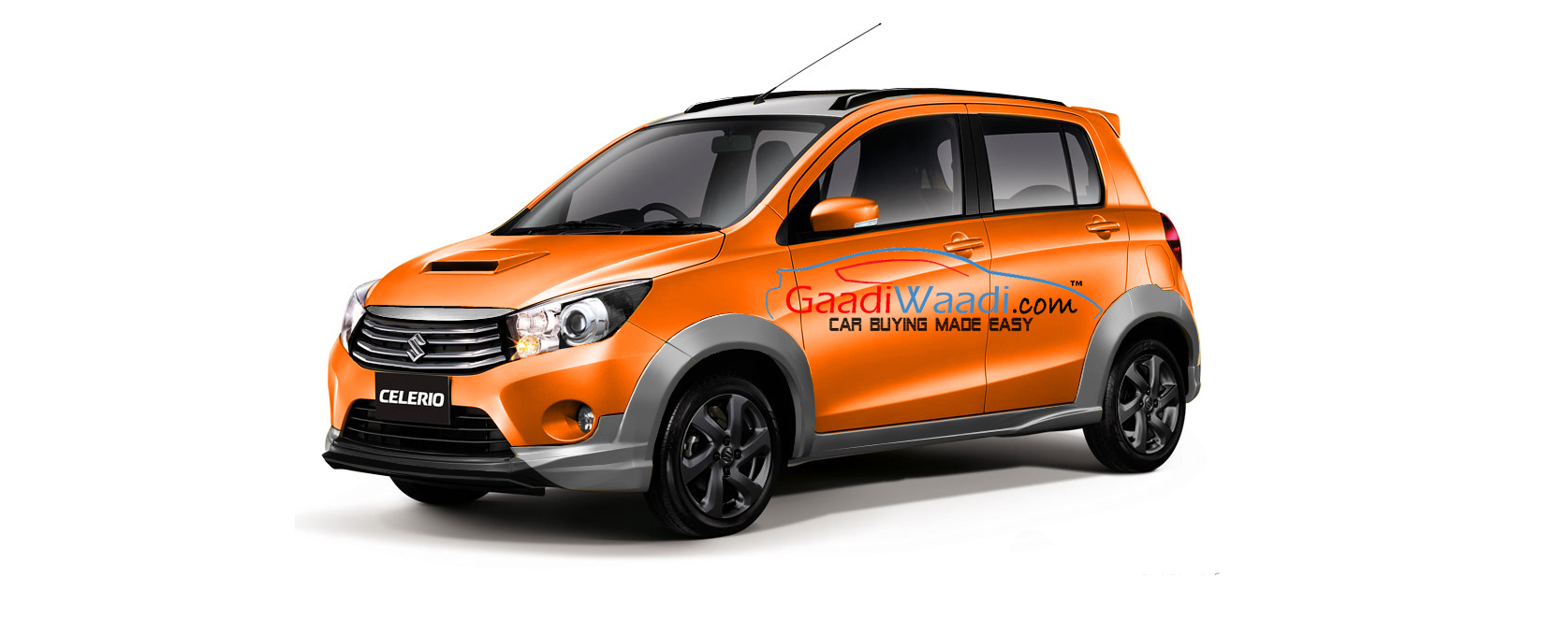 maruti celerio cross might turned into reality in delhi auto expo 2016
