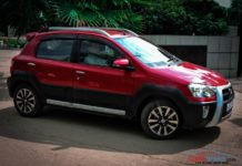 Toyota-Etios-Cross-Side-view