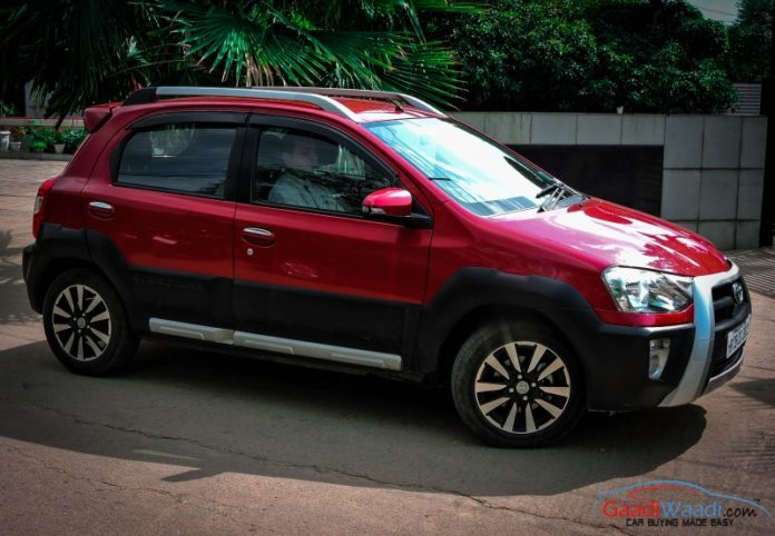 Toyota Etios Cross Expert Review And Road Test