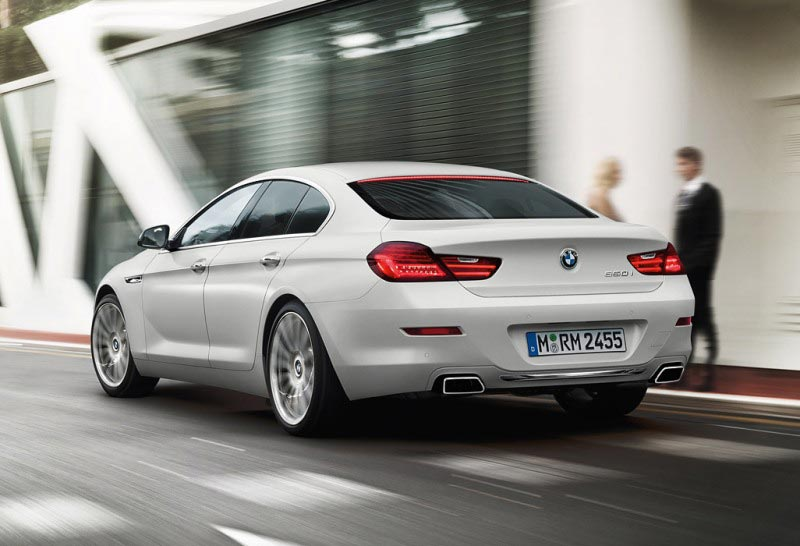 Bmw 6 Series Gran Coupe 2015 Launched At Rs 1 15cr