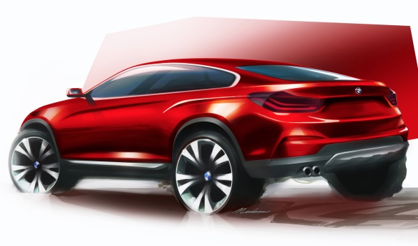 bmw x2 cross coupe coming in 2017 in india. Black Bedroom Furniture Sets. Home Design Ideas