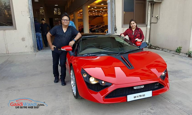 exclusive dc avanti deliveries starts in india latest car news bikes news. Black Bedroom Furniture Sets. Home Design Ideas