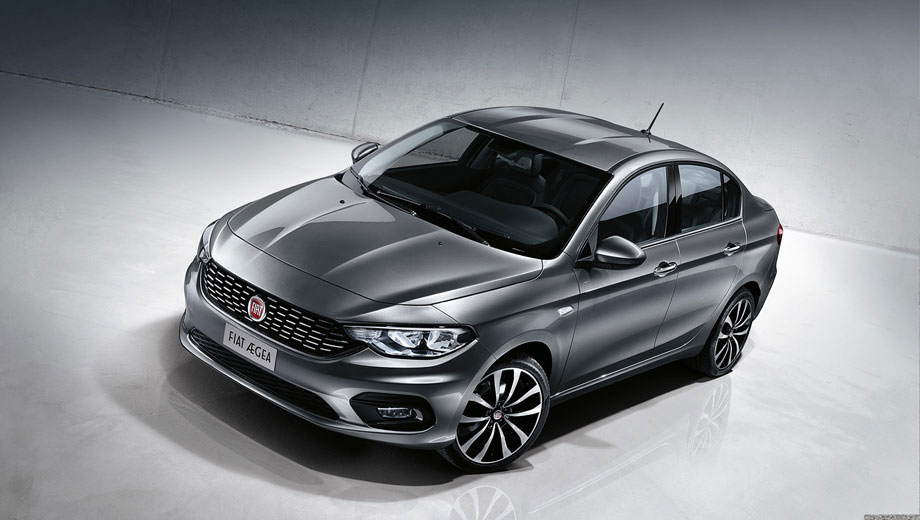 Fiat Aegea project unveiled at Istanbul Motor Show, Turkey