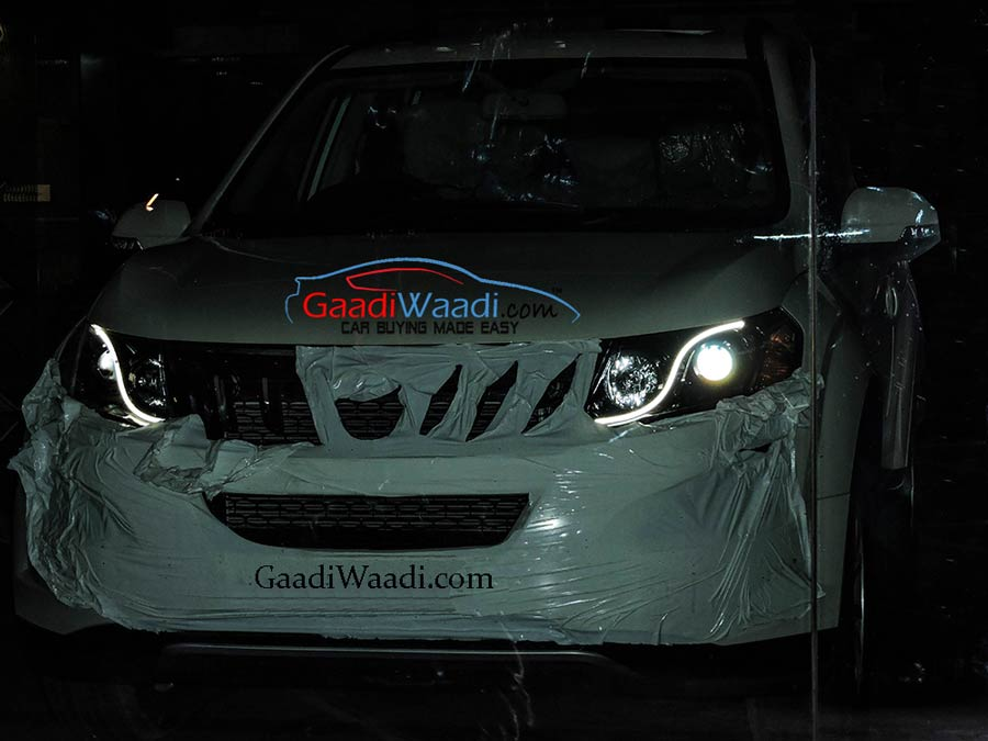 Mahindra New Age Xuv500 Reach Showrooms Launching Today