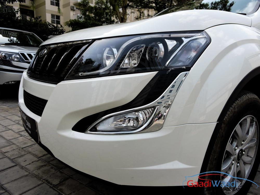 Mahindra New Xuv500 Launched In Mumbai From 11 15 Lakh