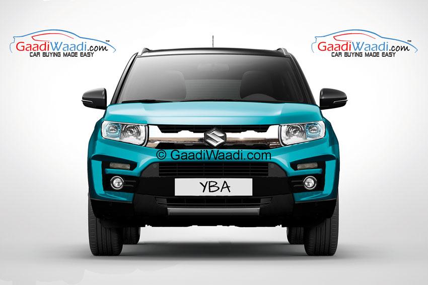 Suzuki Vitara Towing Capacity