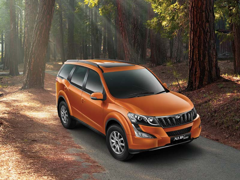 2018 Mahindra XUV500 India Launch Date Price Specs Features