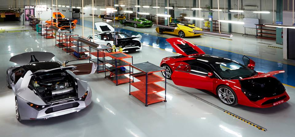 dc avanti production