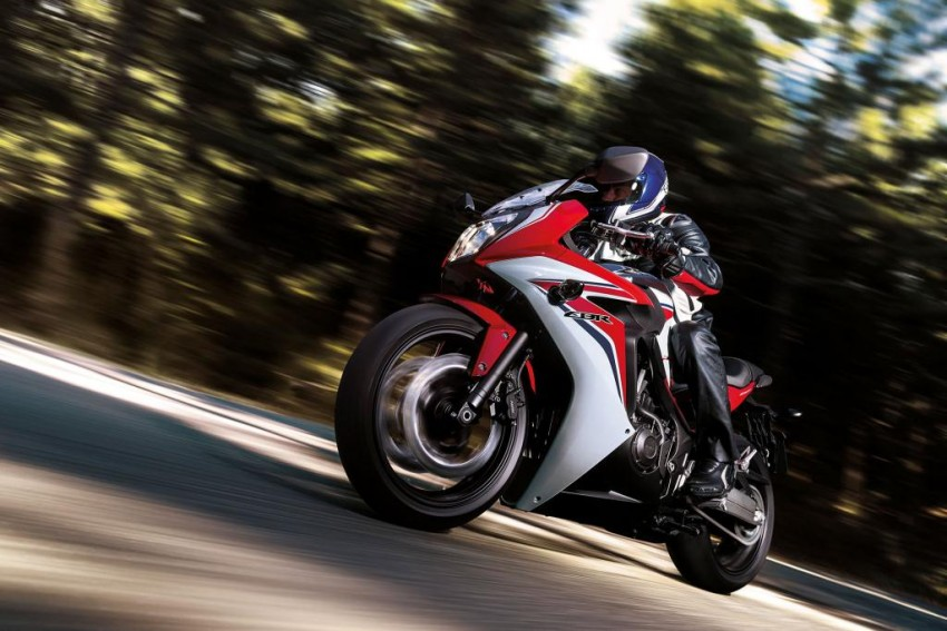 2014 Honda CBR650F India