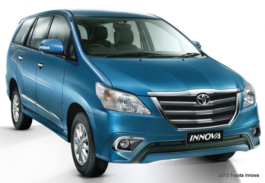 2014 Toyota Innova India Engine