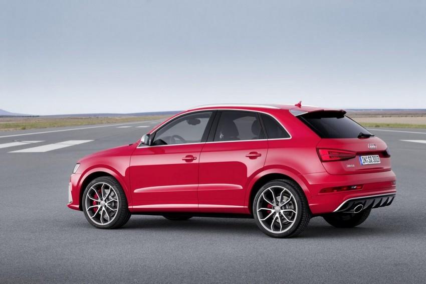 2015 Audi Q3 facelift