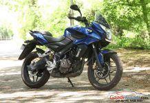 2015 Bajaj Pulsar AS 200 Test Ride
