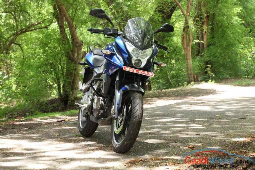 2015 Bajaj Pulsar AS 200 Test Ride Review