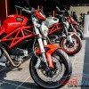 2015 Ducati India Entry Monster