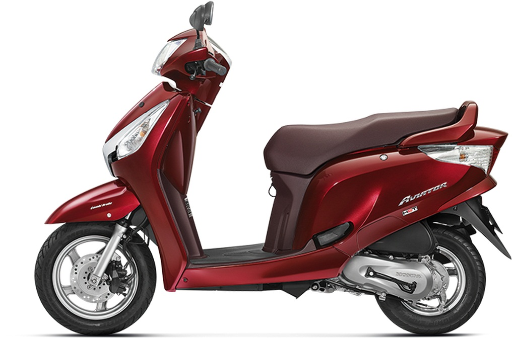 2015 Honda Activa-i And Aviator Launched In India