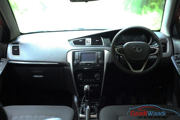 2015 Tata Bolt Interior