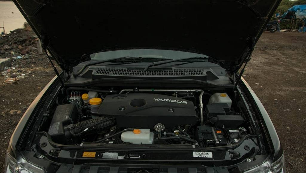 2015 Tata Safari Storme 150 BHP Engine