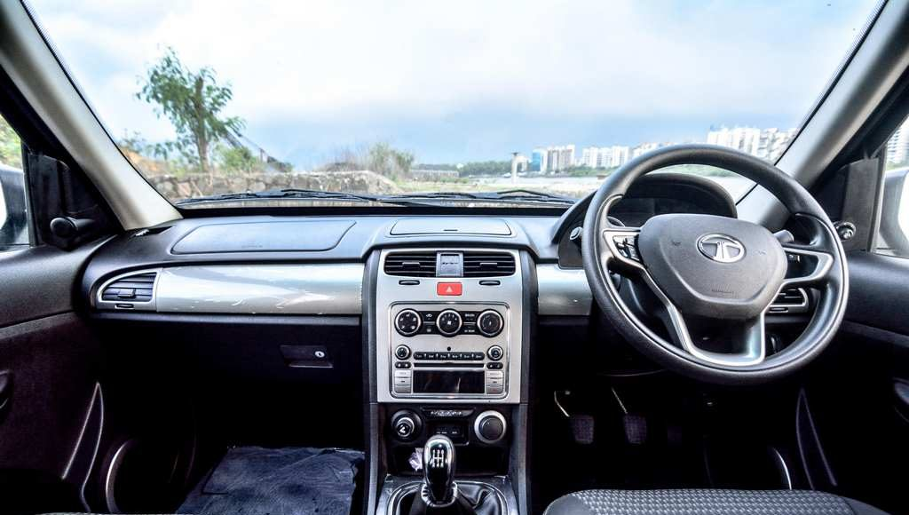 2015 Tata Safari Storme Interior