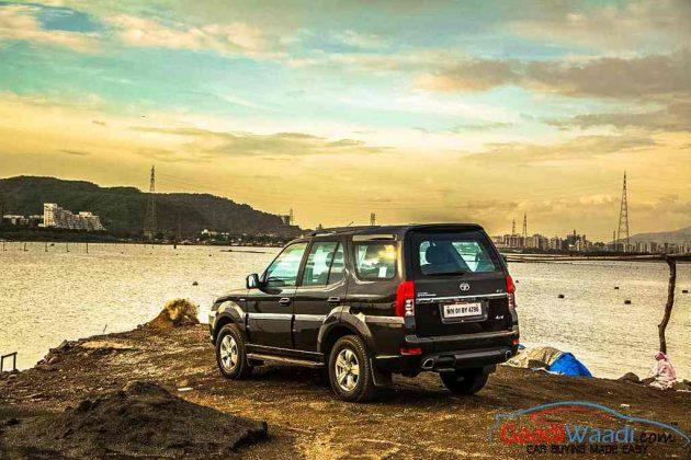 2015 Tata Safari Storme Review