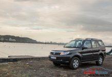 2015 Tata Safari Storme Road Test
