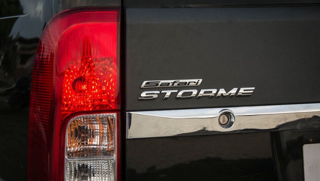 2015 Tata Safari Storme Tail Light