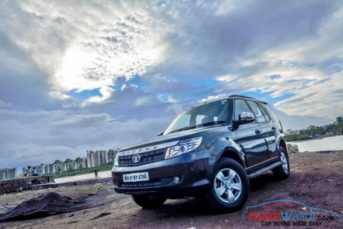 2015 Tata Safari Storme-Test Drive Review