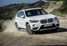 2016-BMW-X1-SUV-front-corner