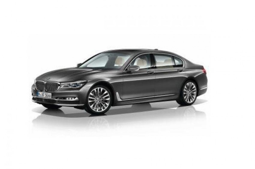 2016 Bmw 7-Series Leaked
