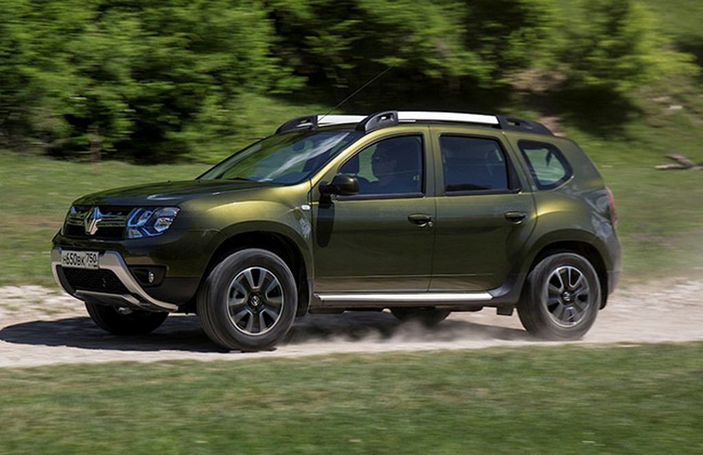 2016 renault duster facelift amt launched at lakhs specs. Black Bedroom Furniture Sets. Home Design Ideas