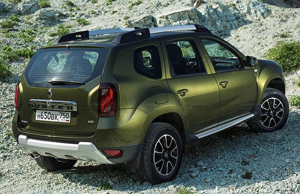 2016 renault duster facelift amt gearbox coming soon. Black Bedroom Furniture Sets. Home Design Ideas