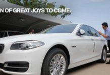 BMW Sachin Tendulkar Limited Edition