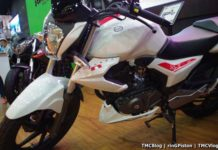 Benelli TNT 15 Showcase Indonesia