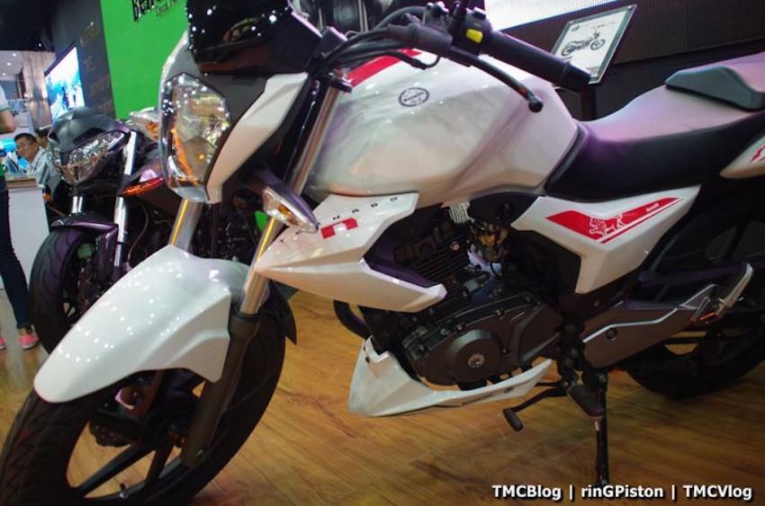Benelli TNT 15 Showcase Indonesia
