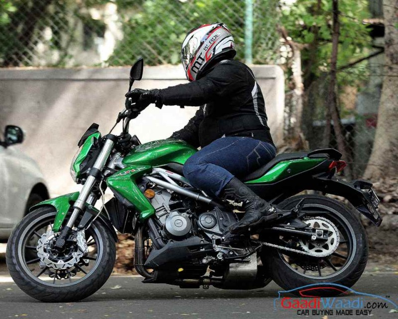 2015 Benelli TNT 300 Test Ride Review
