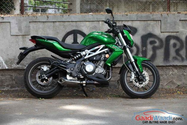 Benelli TNT 300 Road Test