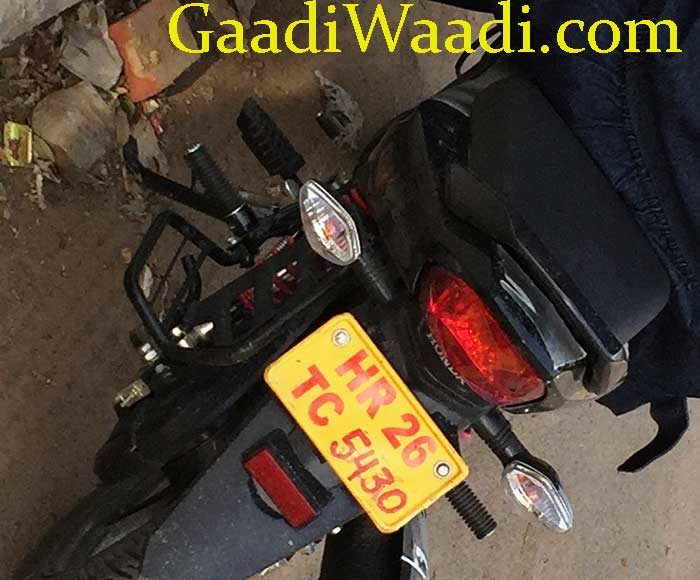 Honda livo tail light