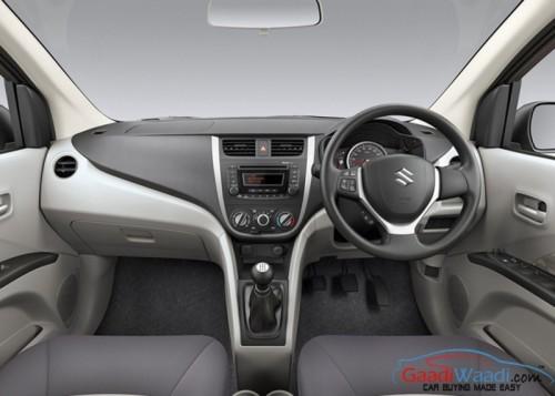 Maruti Suzuki Celerio Diesel Launch Interior