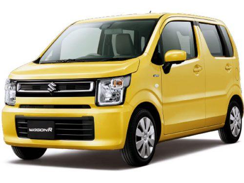 New Generation Suzuki Wagon R 2